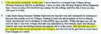 Gilkes's 2008 Affidavit